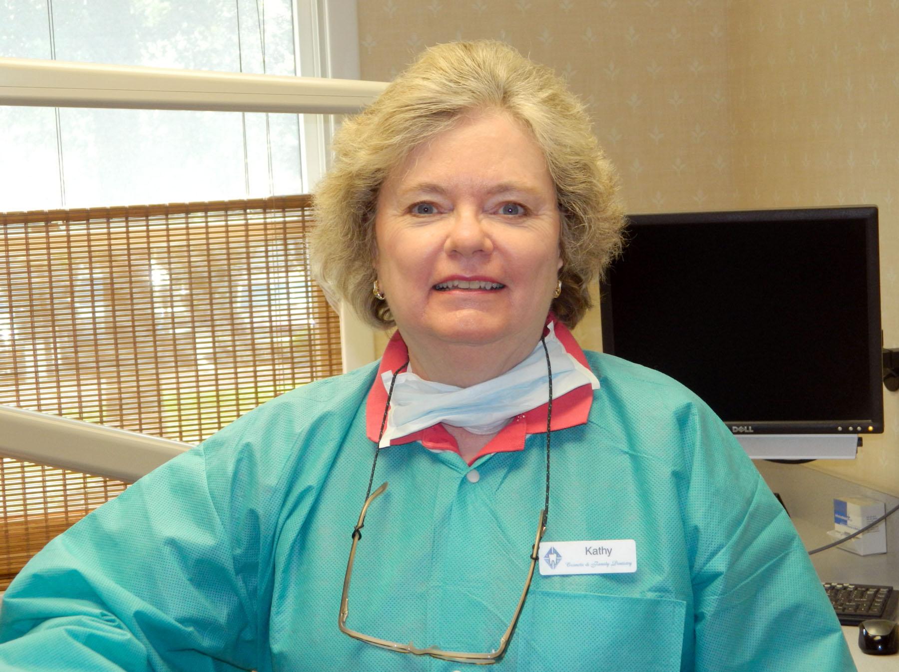 dr-baum-dentist-kathy-montone-dental-assistant
